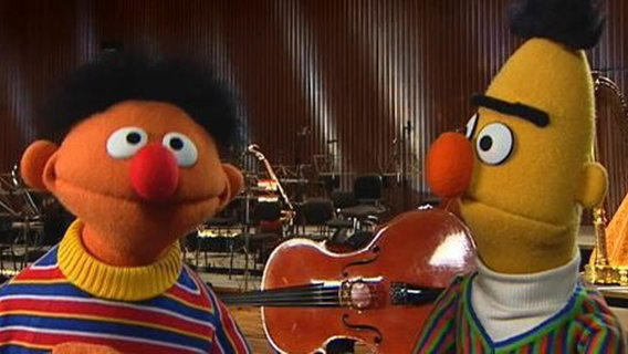 Ernie und Bert © screenshot