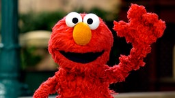 Elmo winkt © 2004 Sesame Workshop