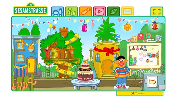 Sesamstraße Spiel