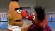 Ernie und Bert © NDR/Sesame Workshop