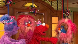 Monster im Furchester Hotel. © Sesame Workshop