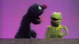 Grobi und Kermit © NDR sesame workshop Foto: screenshot