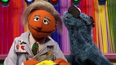 Krümel und Dr. Gockel © screenshot