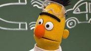 Bert erklärt Magnetismus. © NDR Fotograf: Screenshot
