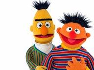 Ernie und Bert © NDR/Thorsten Jander Foto: Thorsten Jander