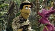 Der Wildführer und Showmaster Robert © NDR/ Sesame Workshop Foto: screenshot