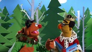 Ernie und der König © NDR / Uwe Ernst
