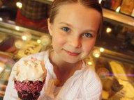 Michelle möchte Eisfrau werden. © NDR Fotograf: Melanie Kuss